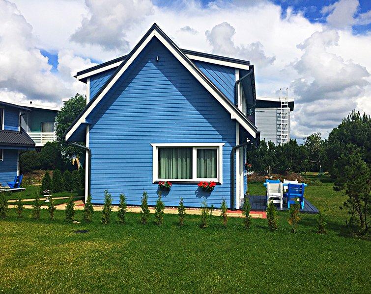 Holiday House Sea Murmurs, holiday rental in Klaipeda County
