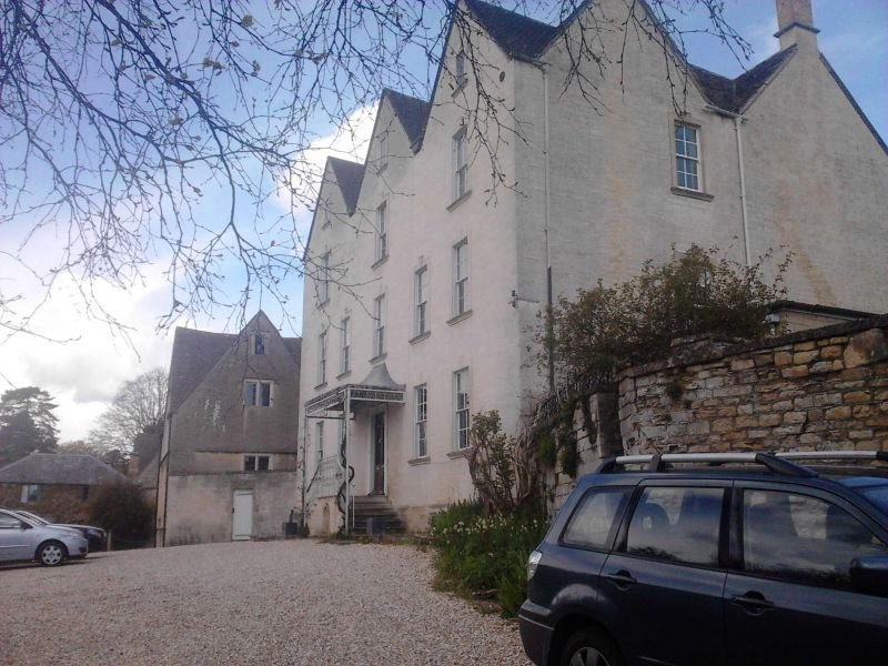 Georgian House Apartment, holiday rental in Whitminster