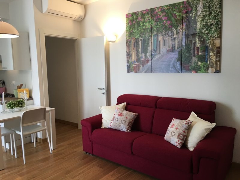 60mq di comfort & stile a Milano (Pza Greco), casa vacanza a Sesto San Giovanni