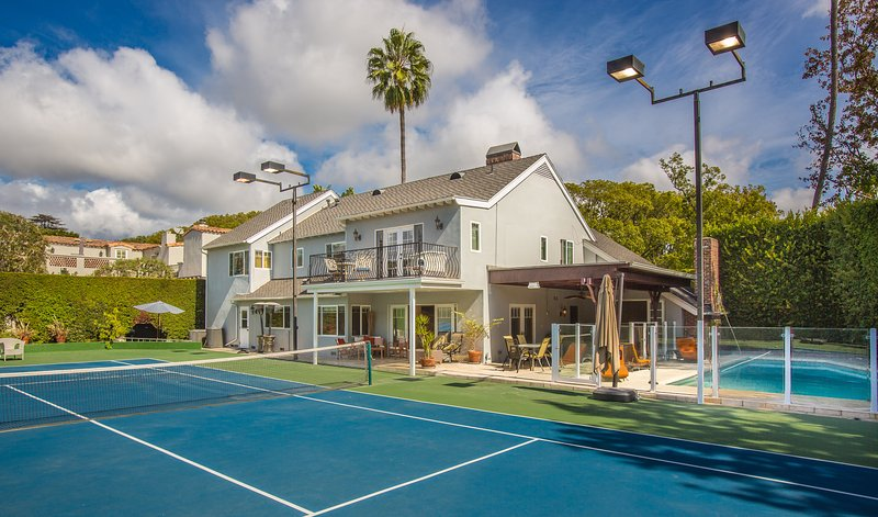 Gorgeous Beverly Hills Estate Wpooltennis Court Updated 2019