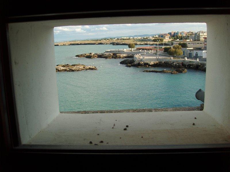 Fönster på havet c. l. dubbel