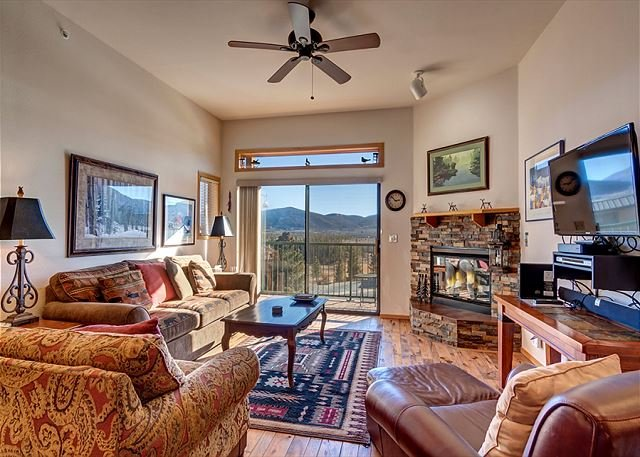 Lake Forest Living Area Frisco Lodging Vacation Rental
