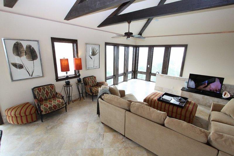 Living Room - Comfortable Living Room Sofa