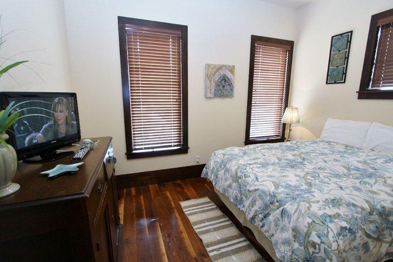Queen Bedroom on Second Floor