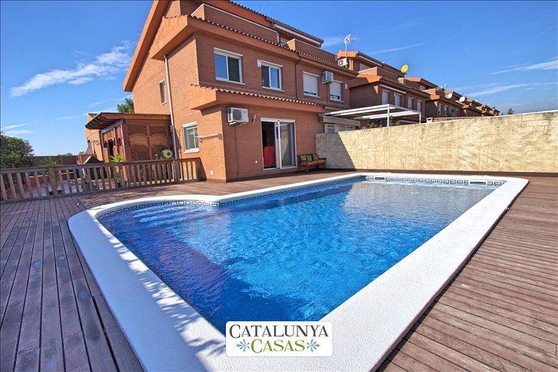 Catalunya Casas: Holiday Heaven in Reus, only 15 min to Port Aventura and Salou! – semesterbostad i Reus
