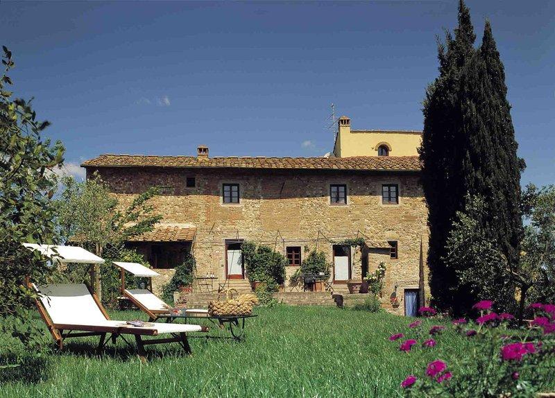 Casale Tignano_Barberino Val d'Elsa_1