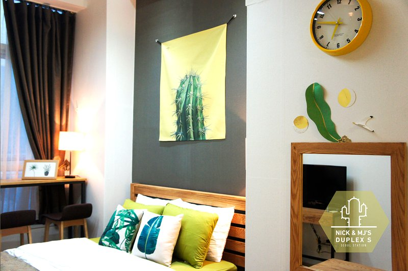 [SEOUL STN.] NICK and  M - DUPLEX S(upto 5 pax), vacation rental in Seoul
