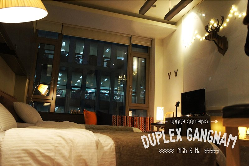 [Gangnam]NICK and MJ - DUPLEX G (Upto 7 pax), holiday rental in South Korea