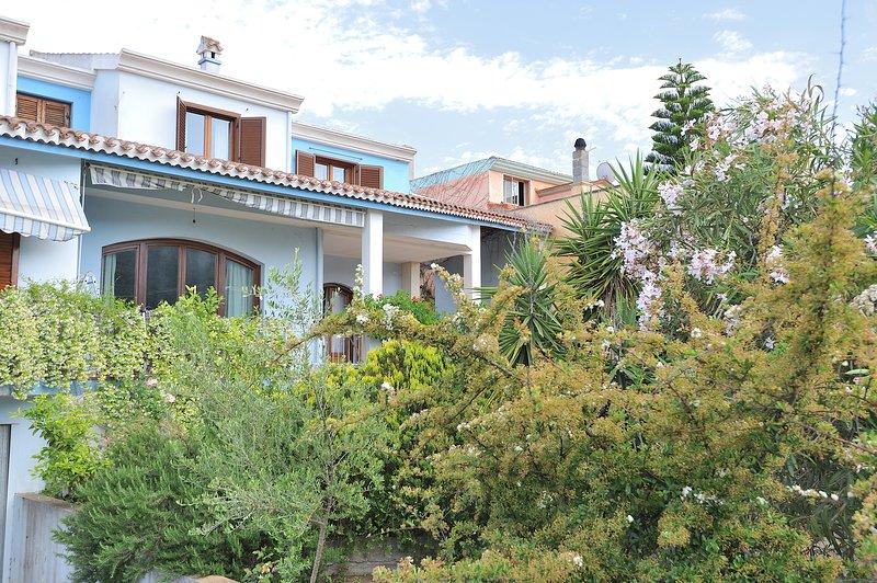 The dream house in Sardinia..., holiday rental in Bari Sardo