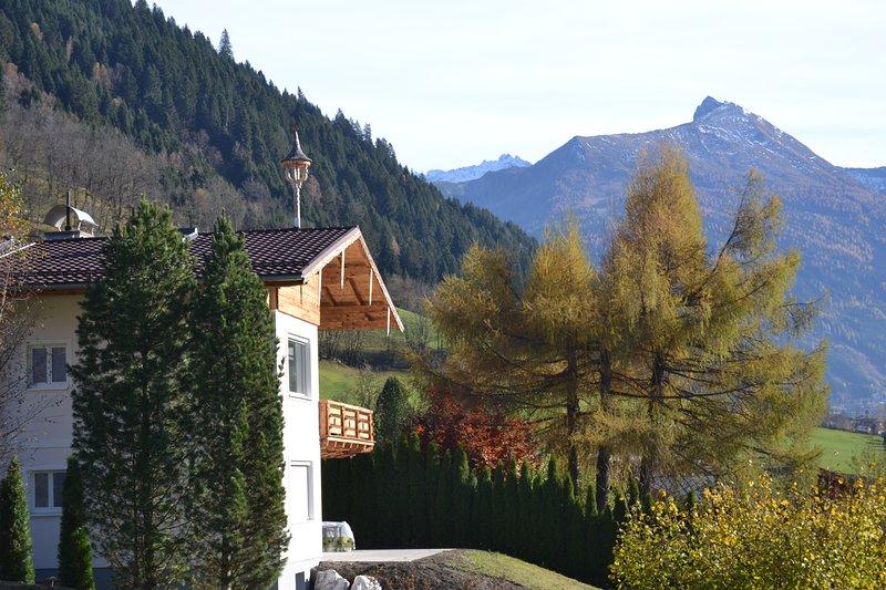 Alpenglückgastein – private mountain lodge, aluguéis de temporada em Bad Hofgastein