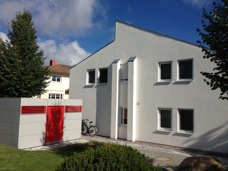 Haus Amselstern in Binz/Rügen, holiday rental in Lancken-Granitz