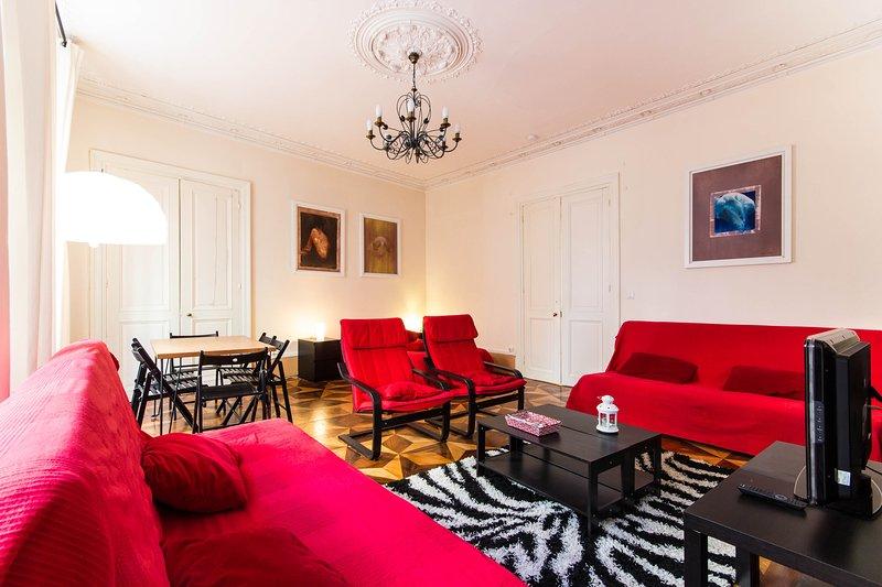 Loft historique de caractère, holiday rental in Grenoble