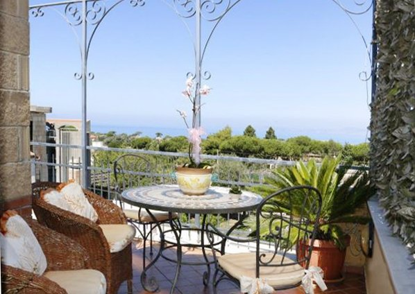 Amazing apartment with sea view, holiday rental in Piano di Sorrento