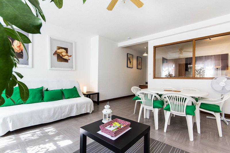 LE 'AIR Green Apartment ', holiday rental in Saint-Martin-d'Heres