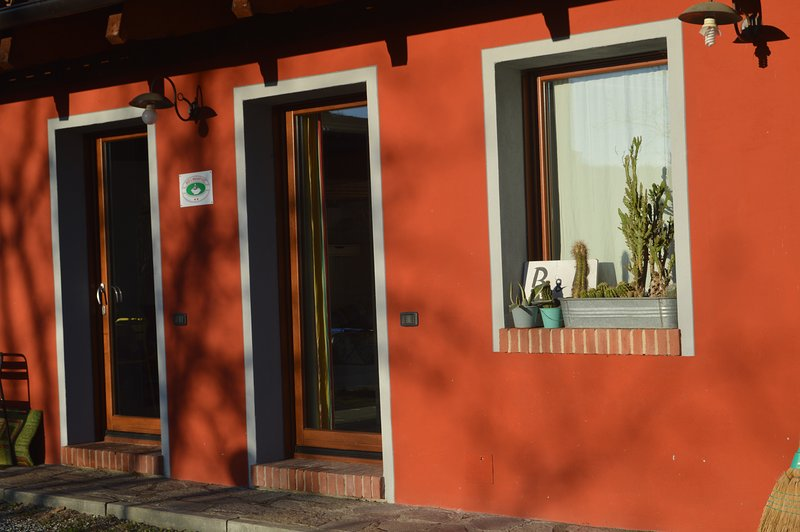 B&B nel verde Canavese, holiday rental in Viverone