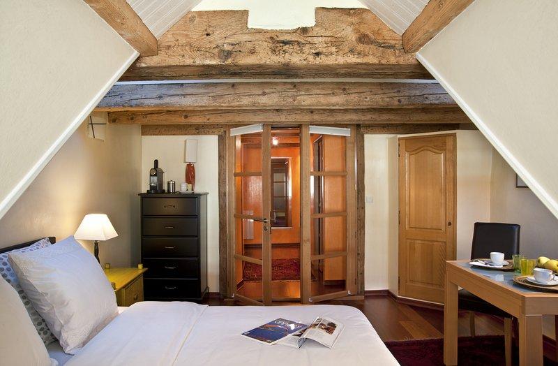 Le Rousseau: 1 des 3 appartements du Fil du Thiou, aluguéis de temporada em Haute-Savoie