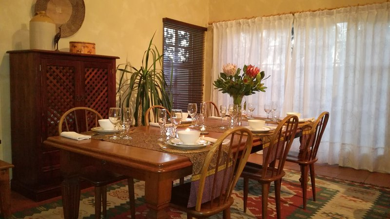 Dreamcatcher (self catering house for 6 people), holiday rental in Riebeek Kasteel