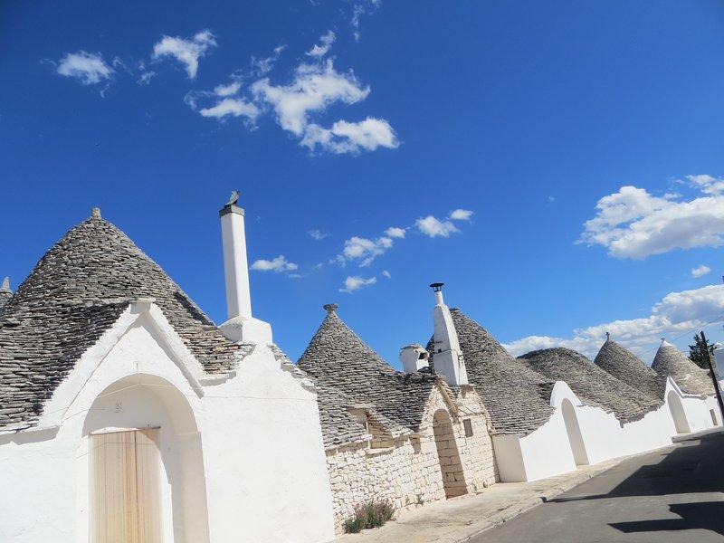 Alberobello at 50 km