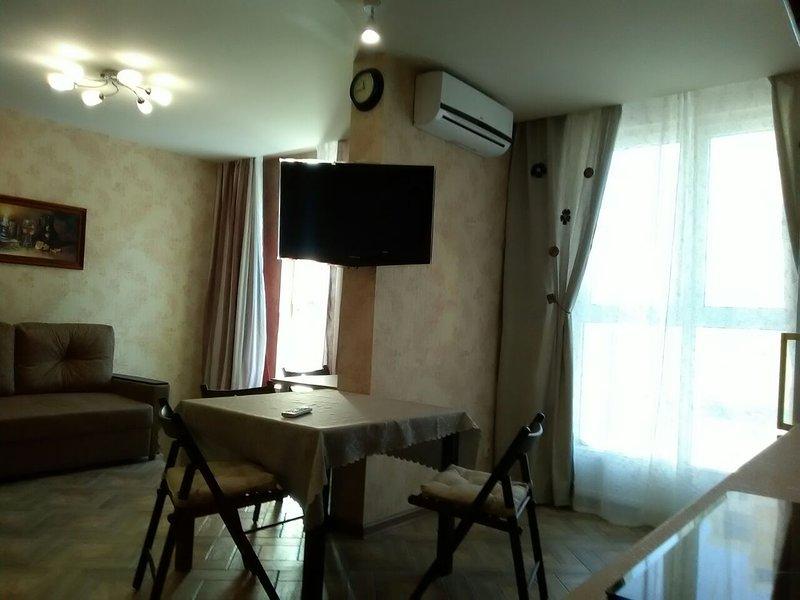 Apartment on Krasnaya street, casa vacanza a Krasnodar