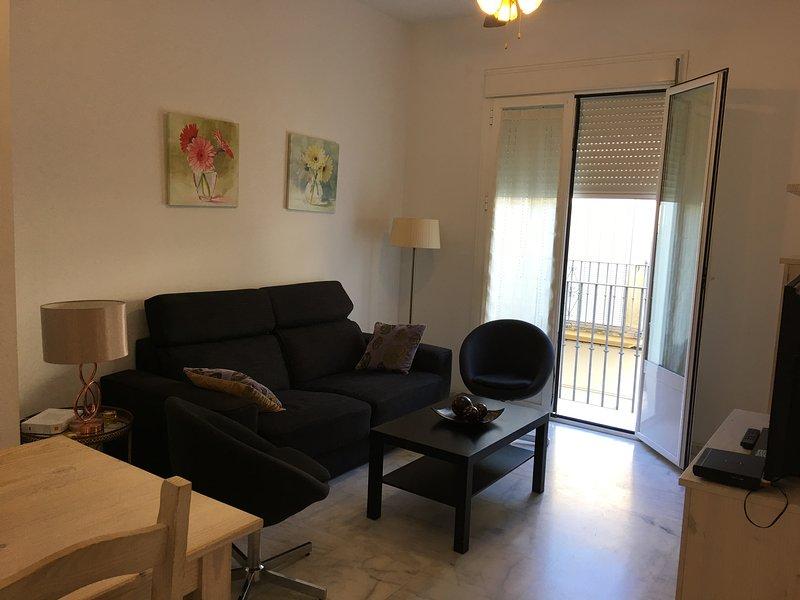 Apartamento Centro, en la Plaza del Cabildo, holiday rental in Sanlucar de Barrameda