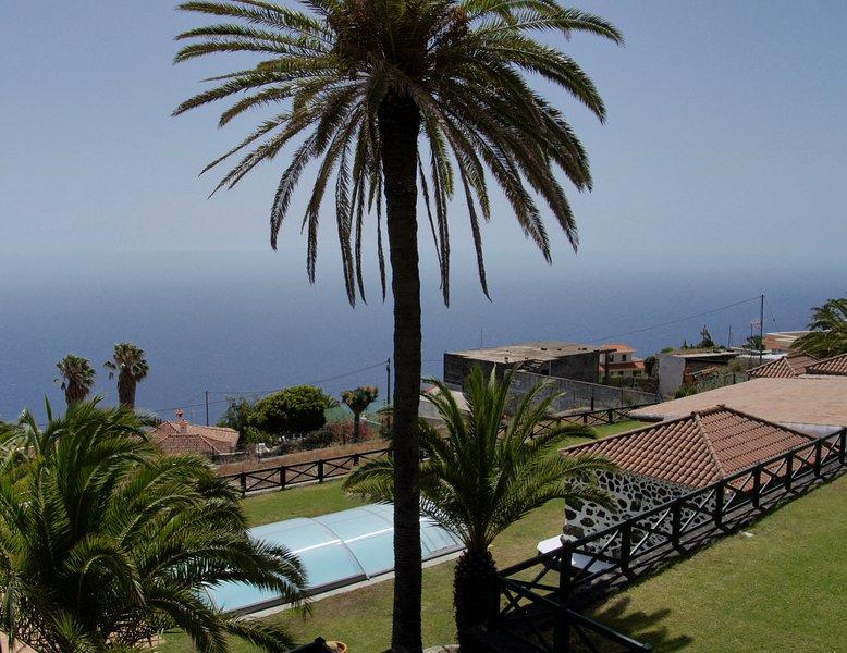 Villa La Media Luna, La Palma, vacation rental in Bajamar