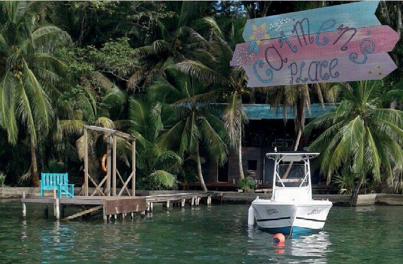 Carmens Place B&B, alquiler de vacaciones en Isla Bastimentos