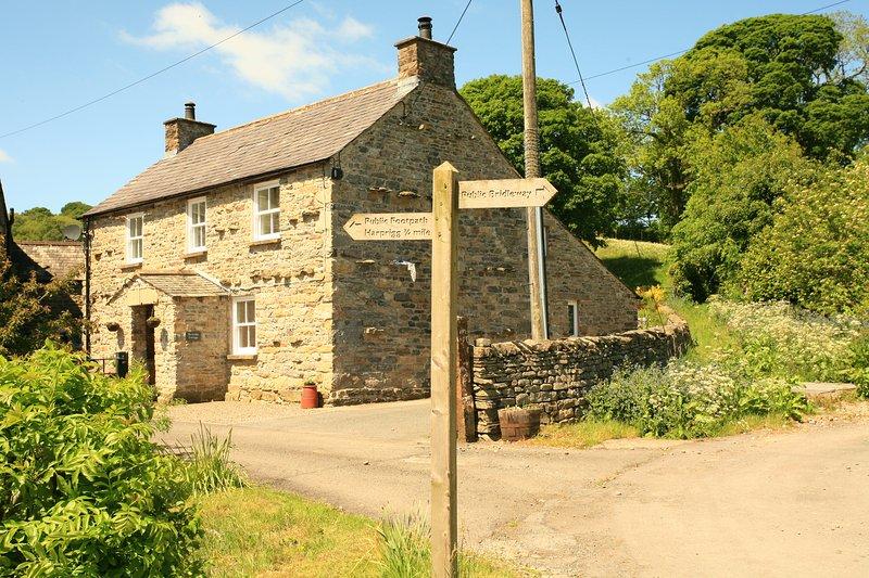 Beckside Cottage, vacation rental in Sedbergh