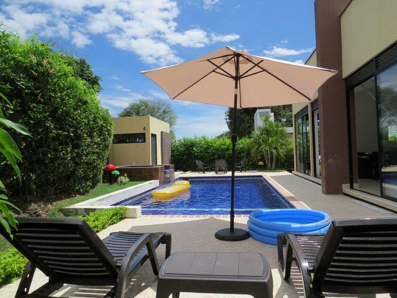 casa de descanso san marcos, aluguéis de temporada em Espinal