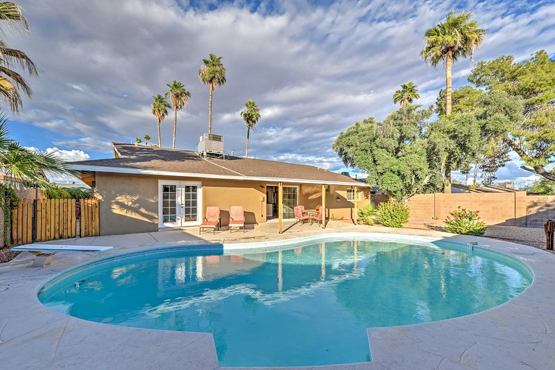 The best of Arizona awaits at this lovely rental home!