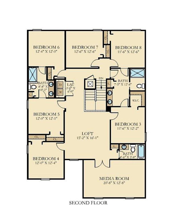 Sensational, Modern 8 bedroom 5 bath Champions Gate home ... on