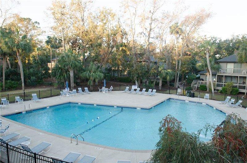 Pool,Water,Deck,Porch,Resort