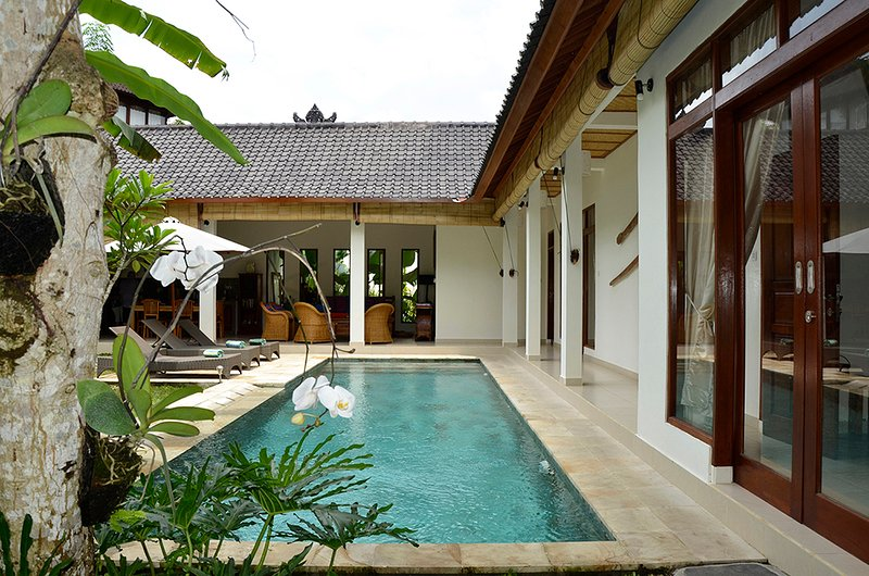Villa Bindi - 3 bedrooms - peace, privacy, views., vakantiewoning in Ubud