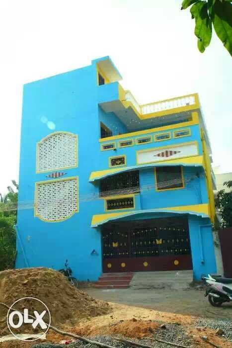 Traditional house for stay..in auroville..it's a nice homely stay for families and kids to stay...