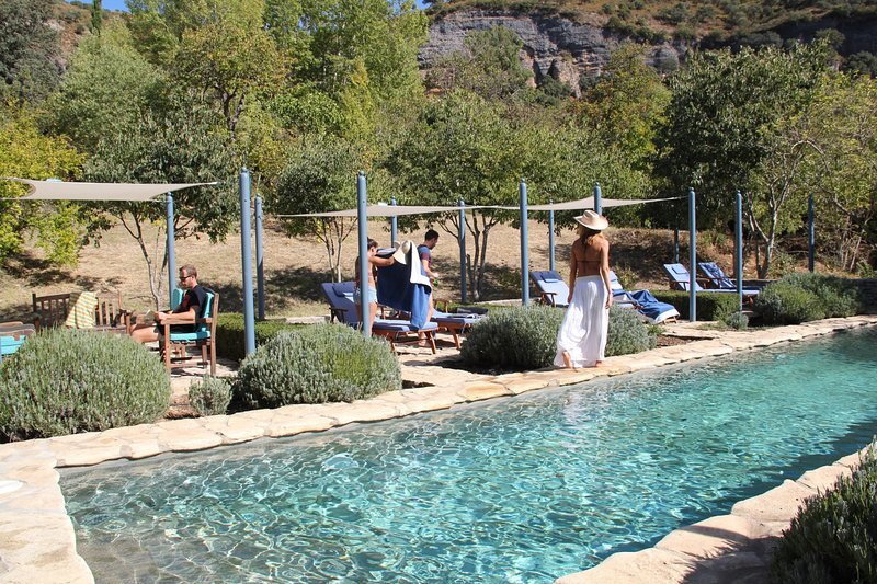 Idyllic, stylish, luxury villa rental minutes from historical Ronda, Andalucia in southern Spain.