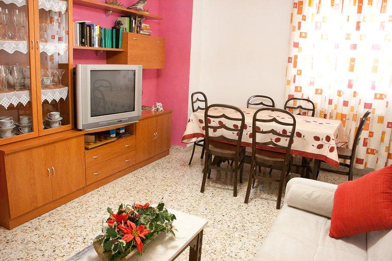 Apartamento Luna adaptado, holiday rental in Zaragoza
