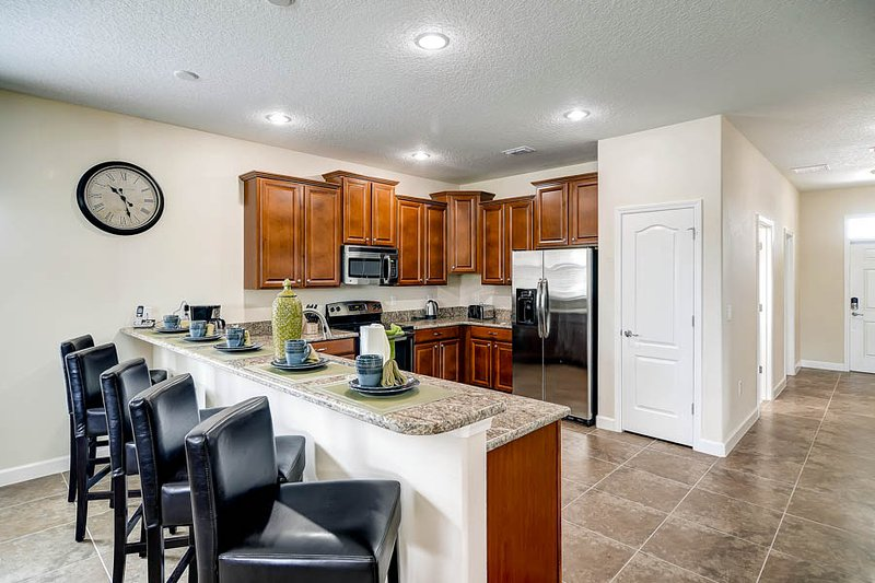 Providence Gated Golf Resort vacation rental homes in orlando florida near universal studios with kitchen