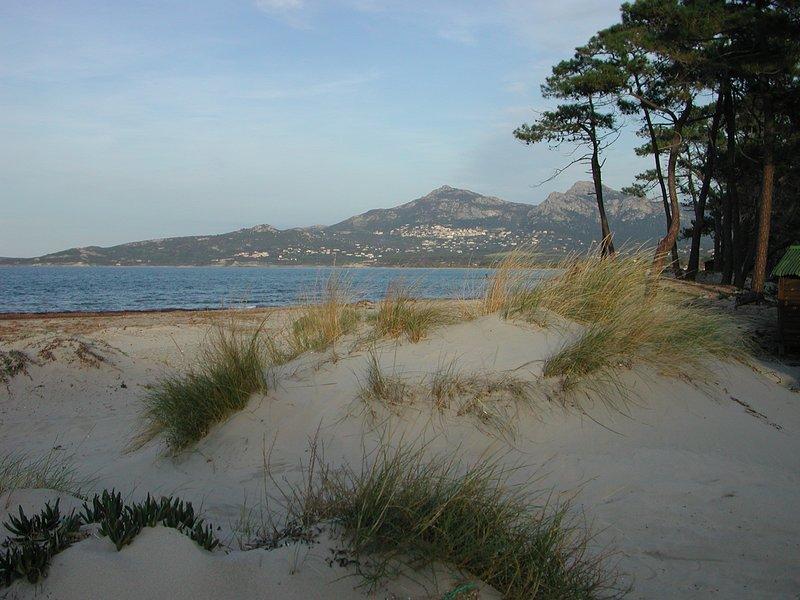 La plage la plus proche