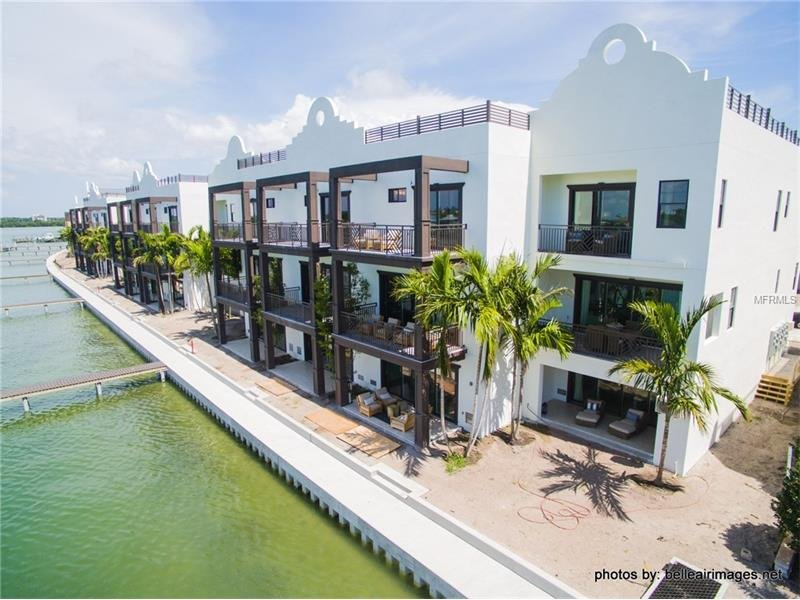 Brightwater Blue Townhomes ~ We are the 2nd Unit from Right side...Bring your own Boat!