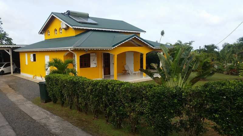 VILLA ATLANTIC, vacation rental in Guadeloupe