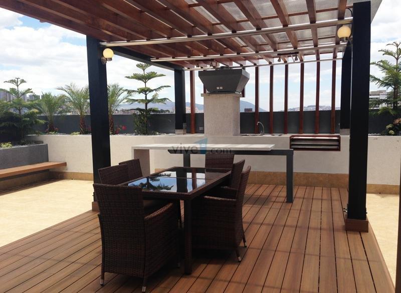 apartment Suite Plaza 10 Carolina, vacation rental in Quito