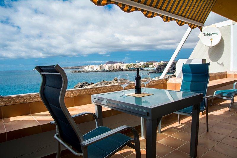 LISTEN THE VIEW - 223, vacation rental in Costa del Silencio