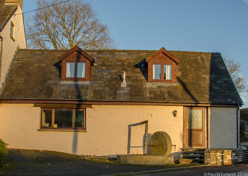 Quiet cottage in the Brecon Beacons, location de vacances à Llangorse