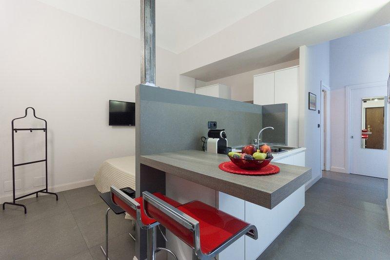 Torino - Vittorio Emanuele II - Studio A, holiday rental in Cavoretto