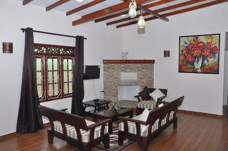 Nandoo's Holiday Bunglow, vacation rental in Dickoya