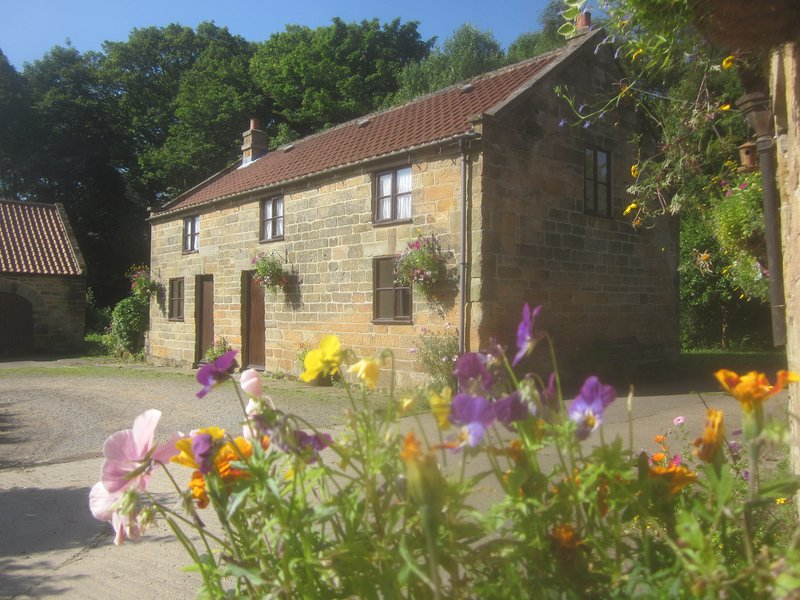 Beck cottage, Raisdale Mill, Chop Gate, Stokesley, North York Moors, location de vacances à Hutton Rudby