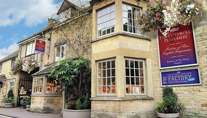 Home of the Cotswold Perfumery