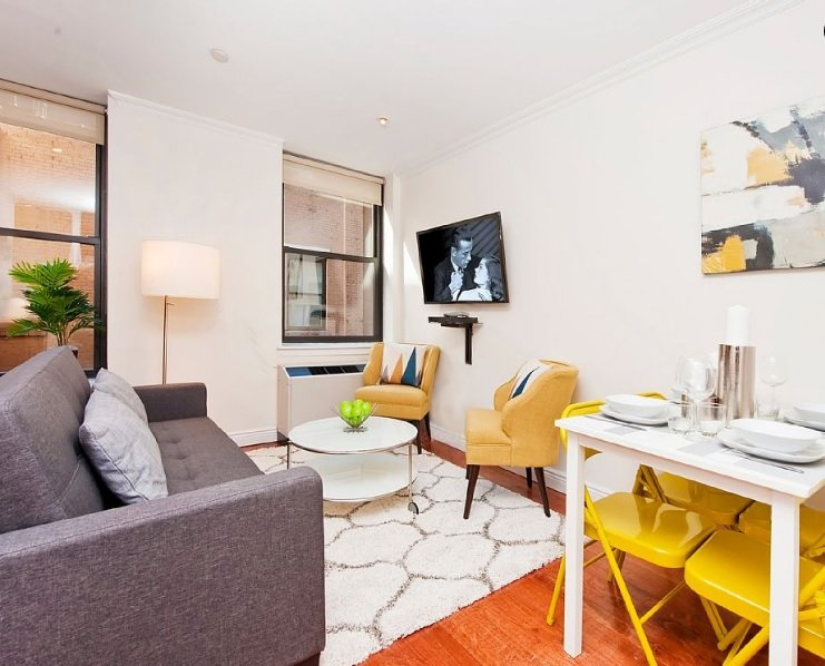 fantastic luxurious one bedroom near macy s ms garden empire state