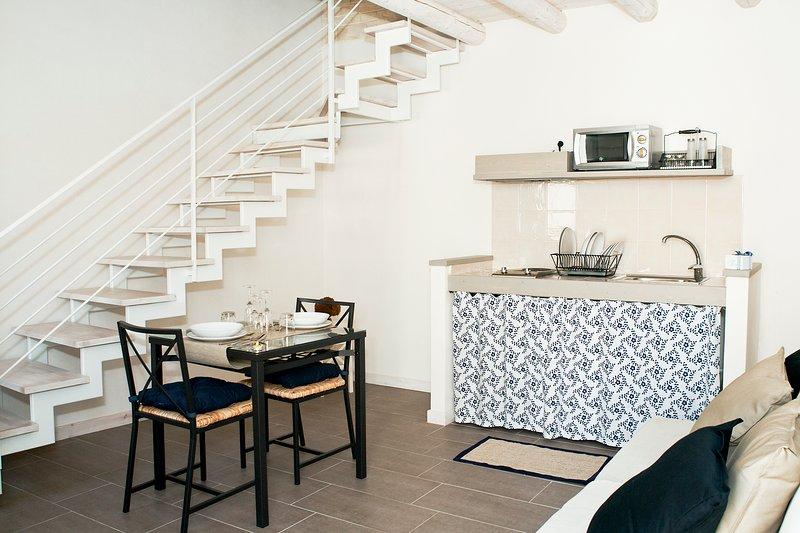 Residence San Martino Appartamento Menta, casa vacanza a Erice