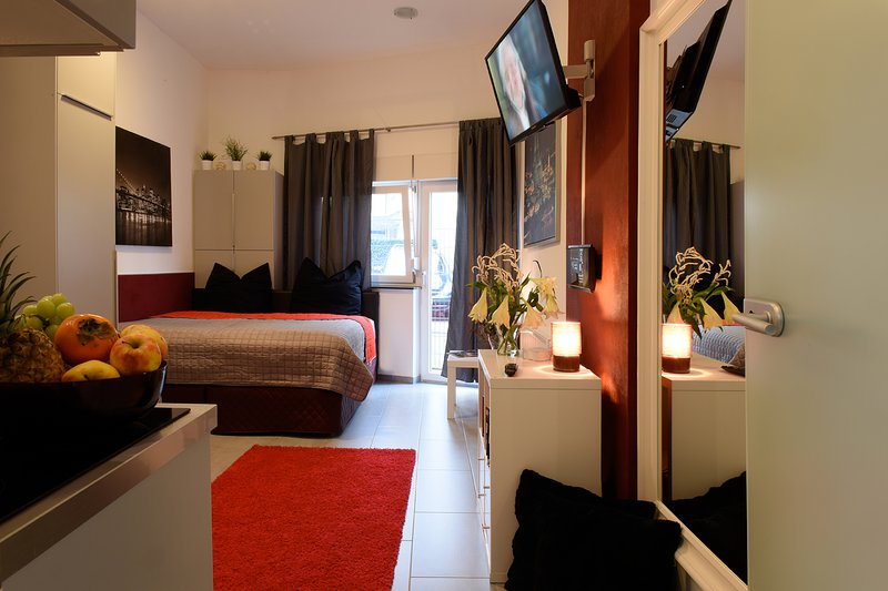 Haus-Gronau-de (Fewo A), location de vacances à Wahlscheid