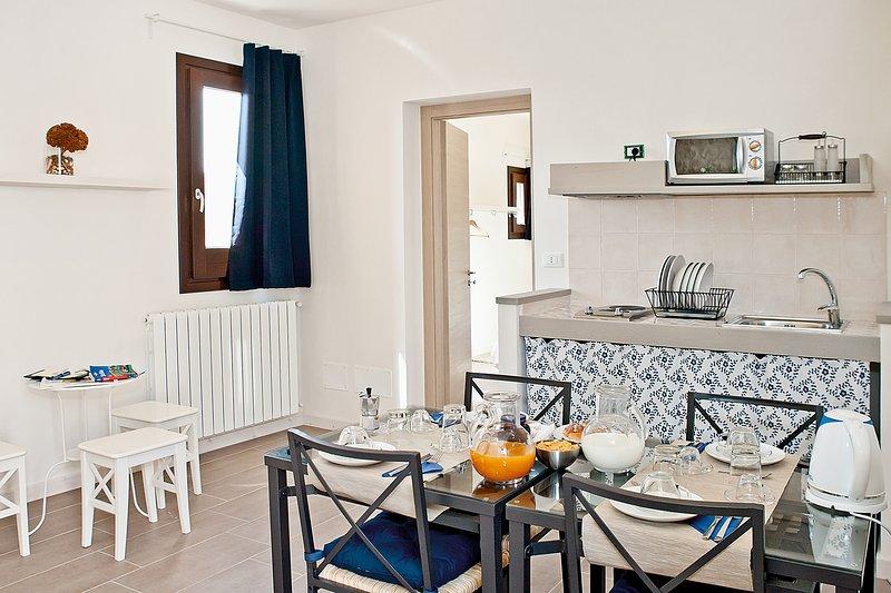 Residence San Martino Appartamento Lavanda, vacation rental in Tonnara di Bonagia